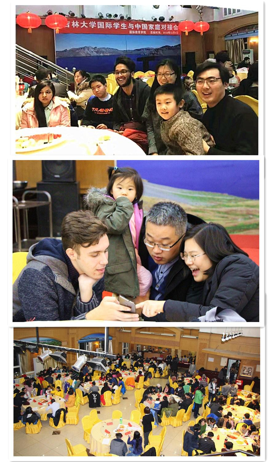 Pairing Between International Students and Chinese Host Families